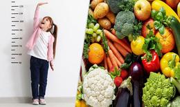 Giảm suy dinh dưỡng thể thấp còi, phòng thừa cân béo phì
