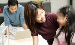 Sai lầm khi nuôi dạy con các bố mẹ nên tránh