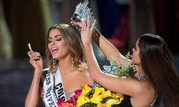 Tổng thống Colombia: Hoa hậu hoàn vũ vẫn thuộc về Ariadna Gutierrez