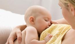 Biện pháp giúp tránh nôn trớ ở trẻ nhỏ