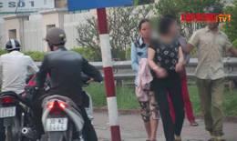 Clip móc túi dàn trận tinh vi, lộng hành trước cổng BV Bạch Mai