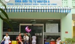 BV Nhi Trung ương sẽ có cơ sở 2 tại huyện Quốc Oai, Hà Nội