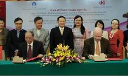 Tổng cục Dân số ký thỏa thuận hợp tác với DKT International, Inc