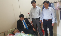 Hội Thầy thuốc trẻ Việt Nam quyên góp ủng hộ Bác sĩ nội trú Nguyễn Khắc Thái