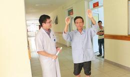 Hà Tĩnh: Bệnh nhân đột quỵ được sống lại nhờ thuốc tiêu sợi huyết
