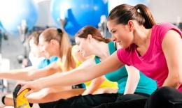 Tập thể dục có lợi cho tim, ngay cả với người béo phì