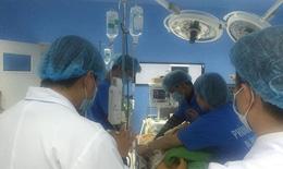 Yên Bái: Cứu sống bệnh nhân sốc phản vệ nguy kịch sau gây mê phẫu thuật