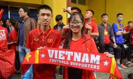 U23 Việt Nam - U23 Qatar: Cổ động viên Việt Nam đổ bộ Thường Châu