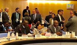 Bộ trưởng Bộ Y tế Nguyễn Thị Kim Tiến tham dự kỳ họp Hội đồng Chấp hành của WHO