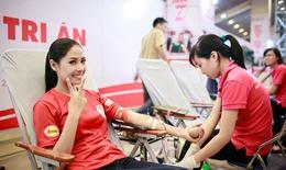 Người hiến máu sẽ được kiểm tra sức khỏe thay vì nhận quà bằng hiện vật?