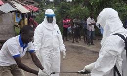 Dịch bệnh Ebola tái bùng phát tại Cộng hòa dân chủ Công gô