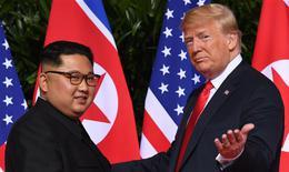 Kết quả thượng đỉnh Mỹ-Triều: Gác lại quá khứ để bắt tay nhau