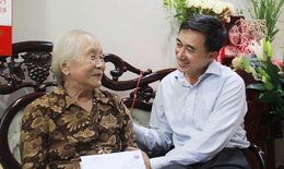 Hội Thầy thuốc trẻ VN thăm gia đình Liệt sĩ, Bác sĩ Đặng Thùy Trâm