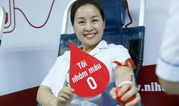 Đã có 900 đơn vị máu tại Viện Huyết học, khắc phục tình trạng khan hiếm nhóm máu O