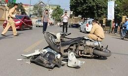 3 ngày nghỉ lễ: Toàn quốc có 99 người thương vong vì tai nạn giao thông