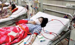 Bộ Y tế: Khẩn cấp khắc phục tình trạng thiếu thuốc Primasol B0 dùng trong lọc máu