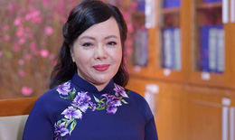 Thư chúc mừng năm mới 2019 của Bộ trưởng Bộ Y tế Nguyễn Thị Kim Tiến