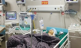 2 thanh niên chấn thương sọ não suýt chết, vào viện nồng nặc mùi rượu bia