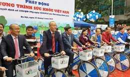 Trực tiếp: Thủ tướng Chính phủ phát động Chương trình Sức khỏe Việt Nam
