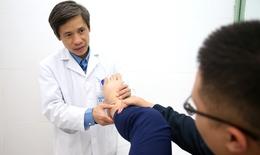 Chuyên gia BV Việt Đức chỉ cách tránh bị chấn thương khi chơi thể thao