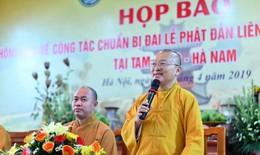 Ngành y tế chăm sóc sức khỏe cho các đại biểu tại Đại lễ Phật đản Vesak 2019