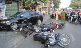 Thêm 47 người thương vong vì tai nạn giao thông trong một ngày