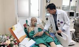 """Sản phụ ung thư giai đoạn cuối """"vượt cạn"""" thành công nói lời cảm ơn y bác sĩ"""