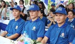 Quang Hải, Tiến Dũng kêu gọi không hút thuốc lá để tránh bệnh ung thư phổi