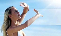 Hôm nay, cảnh báo tia UV nguy cơ gây hại cao khi tiếp xúc trực tiếp ánh nắng