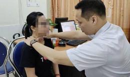 """Thầy lang """"chữa"""" bướu cổ khiến một phụ nữ nhiễm trùng nghiêm trọng phải cấp cứu"""