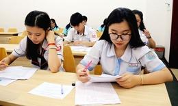 Các trường không được thông báo kết quả xét tuyển, trúng tuyển khi người học chưa tốt nghiệp THPT