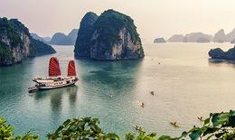 Quay lén khách du lịch đang tắm, tàu du lịch ở vịnh Hạ Long bị đình chỉ hoạt động