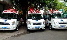 TP.HCM: Số trạm cấp cứu vệ tinh tăng, cần hệ thống điều hành thông minh cho mạng lưới cấp cứu