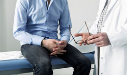 Gia tăng nam giới mắc u xơ tiền liệt tuyến, mãn dục nam, nhiều người ngại không đi khám