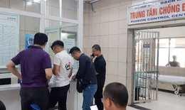 Nhiều phóng viên tác nghiệp ở đám cháy Rạng đông đến BV Bạch Mai xét nghiệm