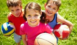 Tập luyện phòng tránh bệnh hô hấp ở trẻ em