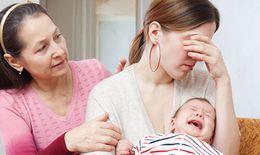 """Mẹ dễ gây """"tội ác"""" với con nếu mắc trầm cảm sau sinh"""