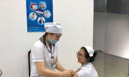Bộ Y tế triển khai tiêm vắc xin cúm mùa cho nhân viên y tế