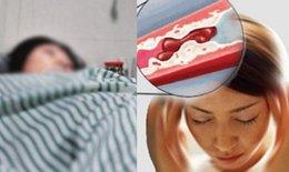 Điểm mặt các dấu hiệu cảnh báo cơn đột quỵ não sắp xảy ra