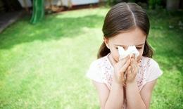 Các bệnh hô hấp thường gặp ở trẻ trong mùa xuân