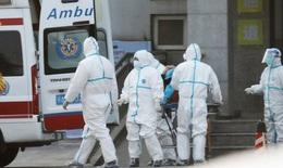 Số ca nhiễm virus nCoV liên tục tăng cao