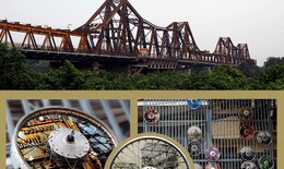 Những tác phẩm mang dấu ấn từ cây cầu hơn 100 năm tuổi