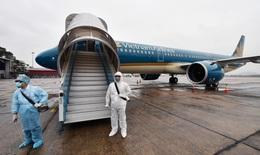 Đã tìm được 6 người trên chuyến bay VN814 nhập cảnh vào TP.HCM