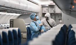 Điều tra người tiếp xúc, đi cùng với bệnh nhân COVID-19 trên chuyến bay VN814
