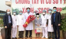 Bệnh nhân COVID-19 ở Hà Giang khỏi bệnh