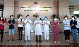 Thêm 8 người khỏi bệnh, Việt Nam đã chữa khỏi 90% ca bệnh COVID-19
