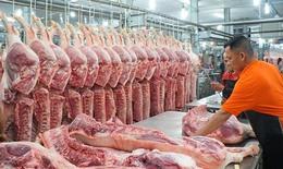 Bình ổn mặt hàng thịt lợn trong giai đoạn chống dịch, kiểm soát việc đầu cơ trục lợi
