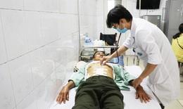 Người đàn ông thủng tạng rỗng, có bệnh tim phức tạp thoát chết