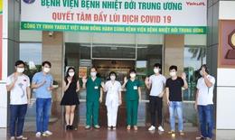 Thêm 9 người khỏi bệnh, Việt Nam chỉ còn 15 bệnh nhân COVID-19 đang điều trị