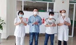 Thêm 3 người khỏi bệnh, cả nước chỉ còn 12 bệnh nhân COVID-19